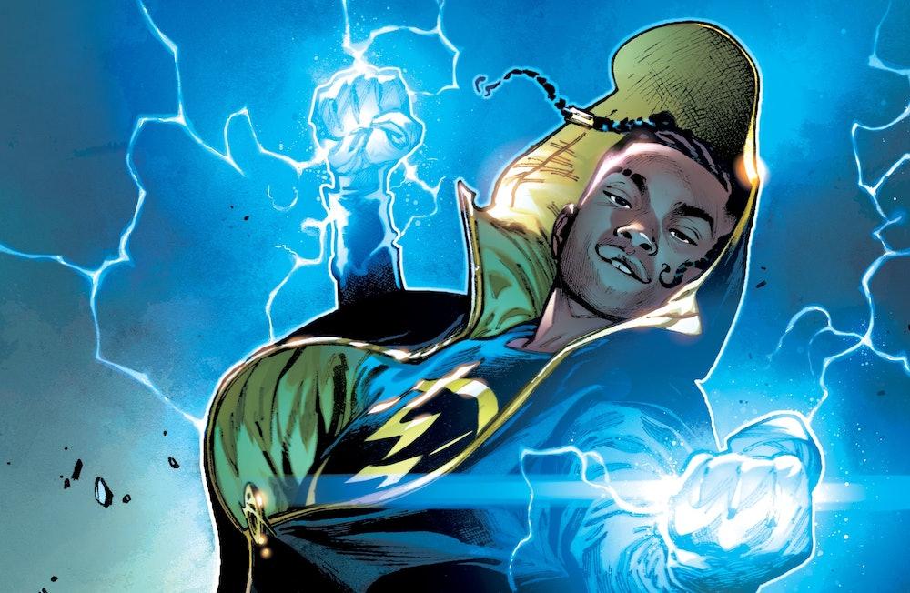 Static Shock returned in 2021 with DC's Milestone Media.