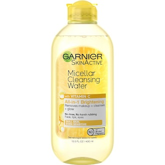 SkinActive Micellar Cleansing Water with Vitamin C