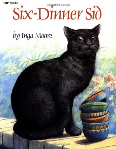 'Six-Dinner Sid' written and illustrated by Inga Moore