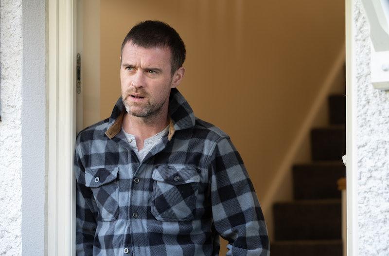 Jonas Armstrong stars as Gareth in 'Hollington Drive'.