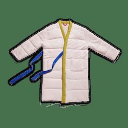 Oversized Cotton Homecoat
