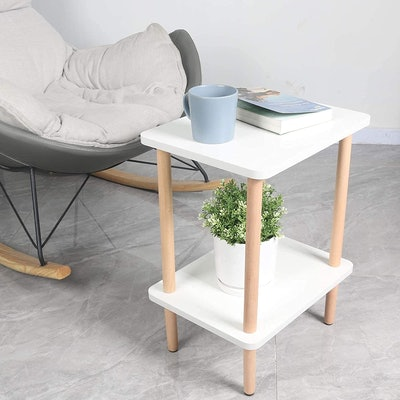 EXILOT 2-Tier Side Table