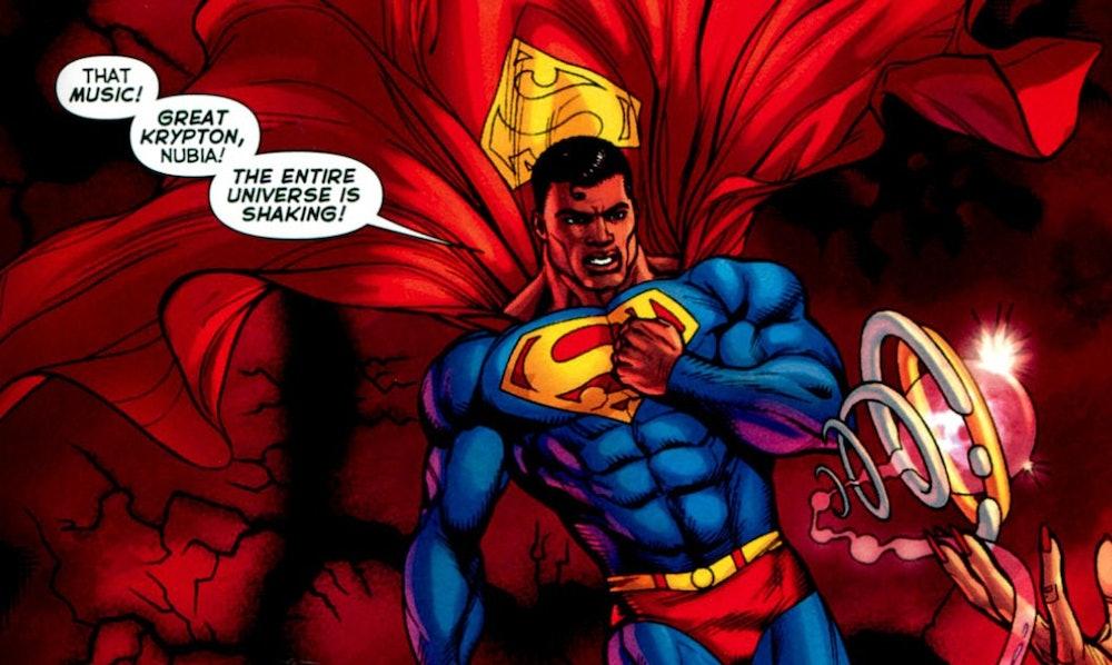 Val-Zod superman