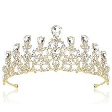 Araluky Gold Tiara