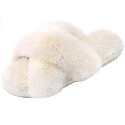 Parlovable Cross-Band Slippers