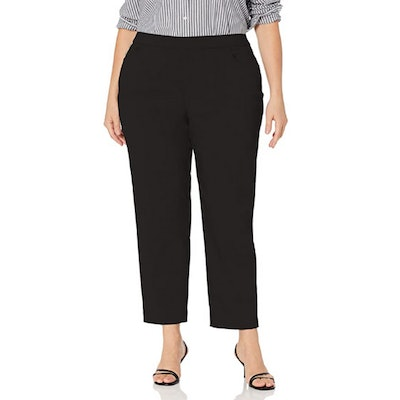 Alfred Dunner Allure Plus Size Stretch Pants