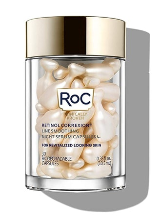RoC Retinol Correxion Night Serum Capsules