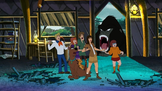 Jessica Biel is one of the special guest stars on Scooby-Doo and Guess Who?