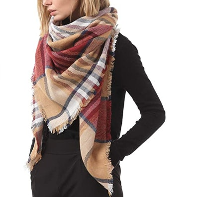 American Trends Blanket Scarf