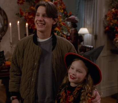 Omri Katz and Thora Birch's relationship as Max and Dani felt different when I rewatched Hocus Pocus...
