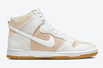 """Nike SB Dunk High """"Unbleached"""""""