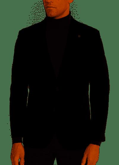 Men's Modern-Fit Velvet Sport Coat
