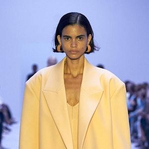 Jil Sander model