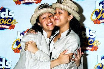 Tia Mowry and Tamera Mowry