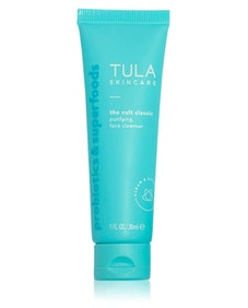 Tula The Cult Classic Purifying Face Cleanser — Travel-Size