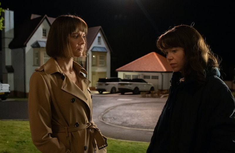 ITV's 'Hollington Drive' centres on two sisters, Theresa and Helen.