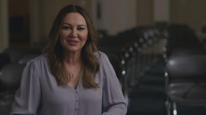 Natasha Pavlovich, Joe Lara's ex-girlfriend, giving an interview for 'The Way Down'