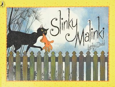'Slinky Malinki' written and illustrated by Lynley Dodd
