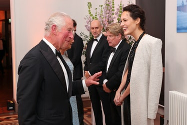 Prince Charles and Phoebe Waller-Bridge