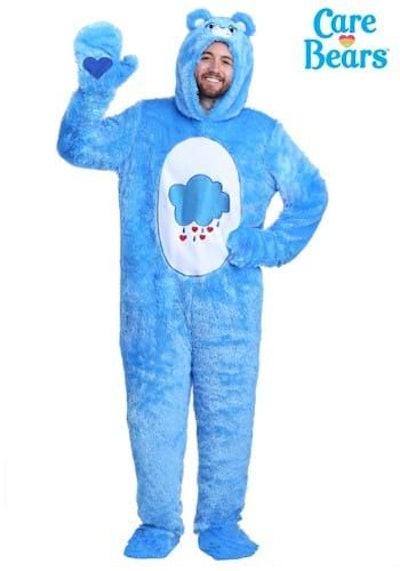Care Bears Classic Adult Grumpy Bear Costume