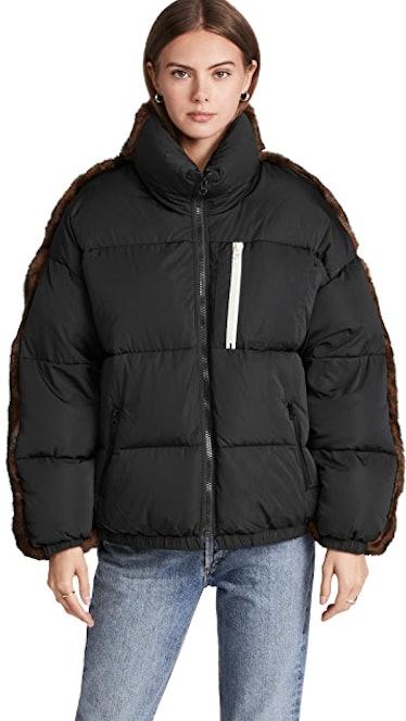 Sandy Liang Sybil Puffer Jacket   $1,020.00