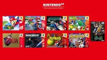 n64 switch games lineup