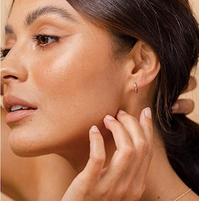 PAVOI 14-Karat Gold-Plated Earrings