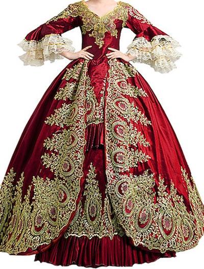 18th Century Vacation Dress