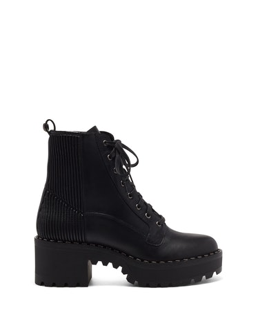 Vince Camuto lug-sole combat boot