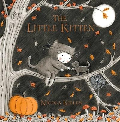 'The Little Kitten' written and illustrated by Nicola Killen