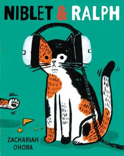 'Niblet & Ralph' written and illustrated by Zachariah Ohora