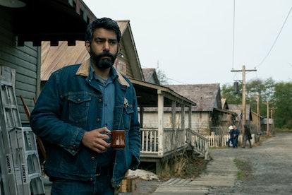 RAHUL KOHLI as SHERIFF HASSAN in MIDNIGHT MAS