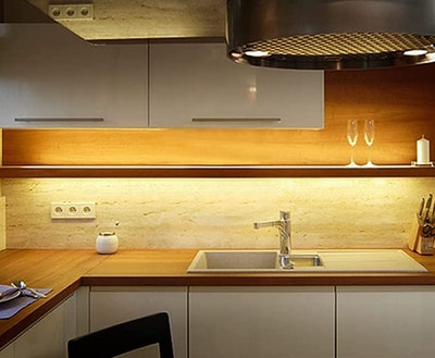 WOBANE Under-Cabinet Lighting Kit