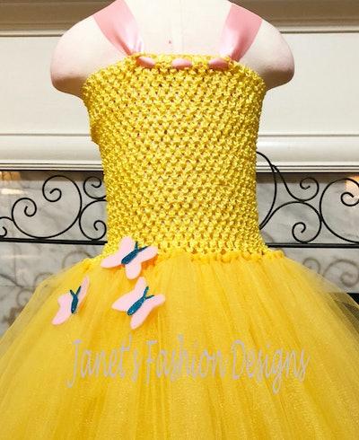 My Little Pony Tutu Dress - Fluttershy