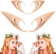 Medium and Long Style Cosplay Fairy Pixie Elf Ears
