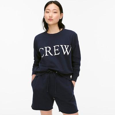 Limited-Edition Original Cotton Terry Logo Sweatshirt