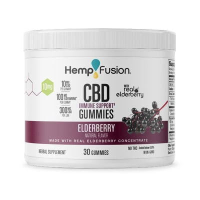 10 mg CBD Gummies, 30 Ct