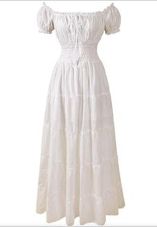 Renaissance Dress Costume