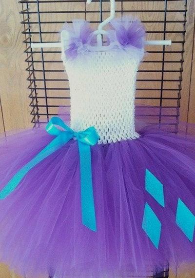 My Little Pony Rarity Tutu Dress