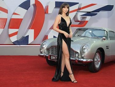 Ana de Armas at Bond premiere.
