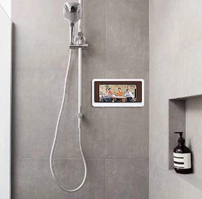 Spread Pixie Dust Wall-Mounted Shower Phone Holder