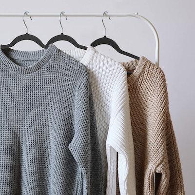Utopia Home Premium Velvet Hangers (30 Pack)