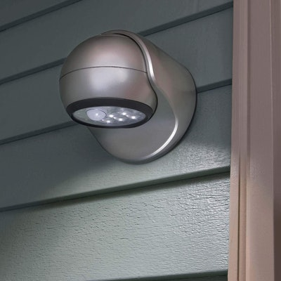 LIGHT IT! by Fulcrum Motion Sensor Security Porch Light