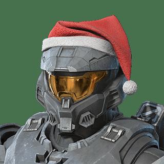 A leaked seasonal item from Halo Infinite