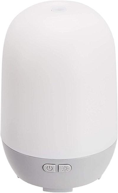 Amazon Basics 100ml Ultrasonic Aromatherapy Essential Oil Diffuser
