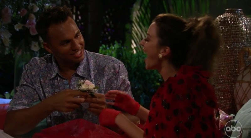 Aaron and Tia on 'Bachelor in Paradise' Season 7