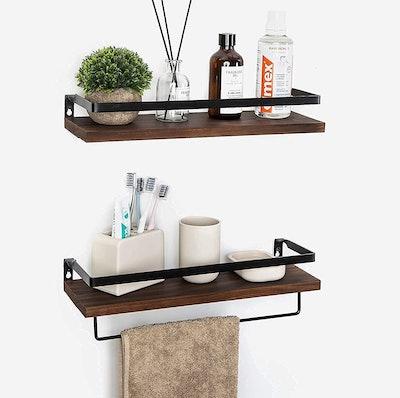 SODUKU Floating Shelves (Set of 2)