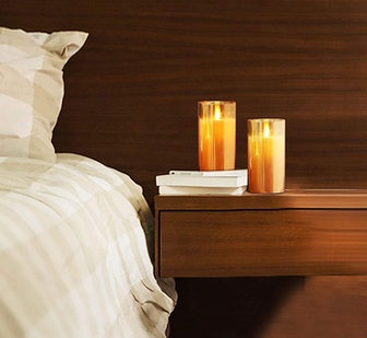 5plots Flameless Candles (Set of 2)