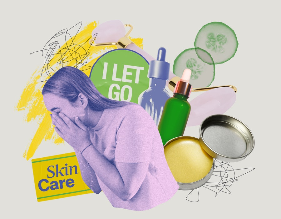 Giving up your skin care routine can be liberating and improve your complexion, too.