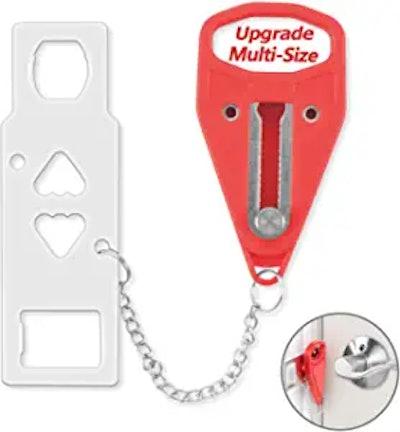 Portable Door Lock Home Security Door Lock